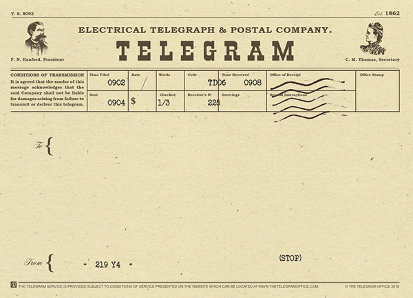 Electrical Telegram